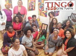 TINGO: Grita Fuerte celebrated International Afro-Latina, Afro-Caribbean and the Diaspora Women's Day.