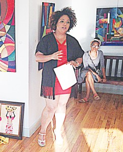 """The event was profound, empowering, and fun,"" said Nathalie Tejada."