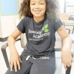"""""""I want to be an anesthesiologist,"""" said seventh grader Tsunami Ubiera."""