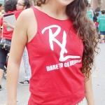 Dancer and choreographer Valeria Cossu.