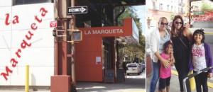 Makeover for La Marqueta<br />Transformación de La Marqueta