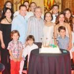 El Vegalteño celebra en el Alto