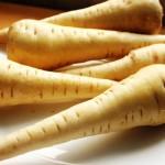 Parsnips provide potassium.
