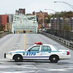 The 207th Street Bridge was closed. Photo: QPHOTONYC