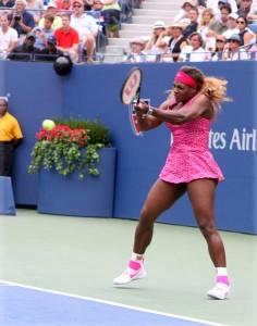 Serena Williams conquistó el campeonato del Abierto de los Estados Unidos 2014.