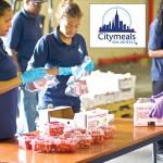 Citymeals-on-Wheels is providing fresh produce to seniors.
