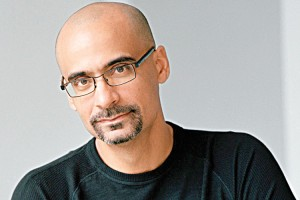 Author Junot Díaz is one of the play's producers.