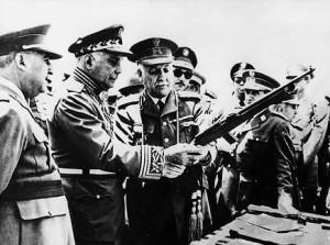 Dominican dictator Trujillo ordered the 1937 Parsley Massacre.