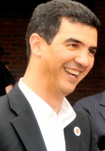 El concejal Ydanis Rodríguez