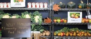 Eating healthy from the Hub <br/>Con gusto, y a su salud