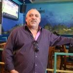 Former owner Gabriel Jiménez pays a visit.