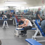 The gym celebrated its 10th anniversary in 2013. Photo: R. Kilmer