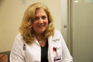 """""""This is a very important time in hormonal research,"""" says Dr. Mary Ann McLaughlin, Director of the Cardiac Health Program at Mount Sinai."""
