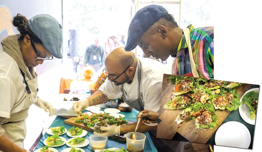 West Harlem Community Healthy Food Hub