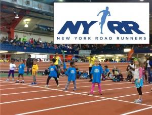 The 55-meter dash for pre-K children.