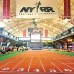 The Armory hosted the New York Road Runners (NYRR) Youth Jamboree.
