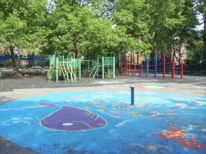 St. Nicholas Playground