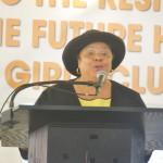 Rev. Georgette Morgan-Thomas, Chair of Community Board 9.