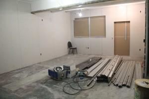 Habrá tres nuevas aulas para niños.
