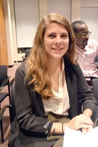 Morgan Rusk is a first-year MPA Urban and Social Policy student.