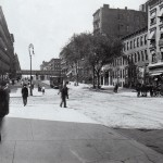Lexington Avenue and 116th Street, circa 1915.