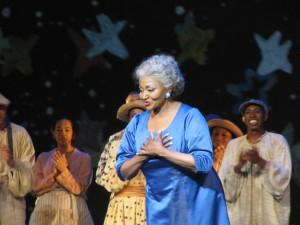 Legendary mezzo-soprano will honor Dr. Martin Luther King, Jr.