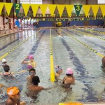 The team is part of Metropolitan Swimming.