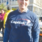 """You guys have inspired me,"" said Konrad Schwarz, Senior Vice President of Capital One."
