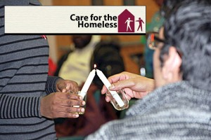 Care for the Homeless will commemorate persons who have passed away while homeless.