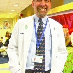 """We are making an impact,"" said Steven Chussid, Head of the Division of Pediatric Dentistry."