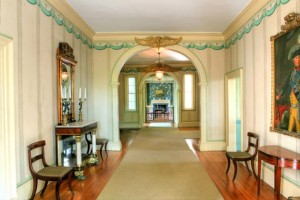 Touch tours will be offered at the Morris-Jumel Mansion.