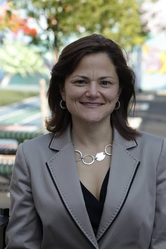 City Council Speaker Melissa Mark-Viverito