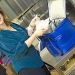 """The program [brings] an extra bit of comfort,"" said Beth Shapiro, Executive Director of Citymeals."