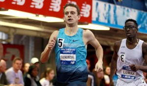 The Armory Track Invitational will take place in a two-day meet.