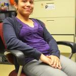Yaneza Cruz is a social worker at Ft. George VISTAS NORC.