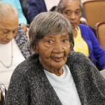 """You'd have to go sit in the back,"" recalled 102-year-old Naomi Headly of her childhood."