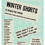"""Winter Shorts: An Original Play Festival"""