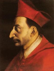 St. Charles Borromeo.