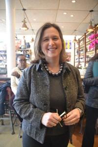 Beth Shapiro es la directora ejecutiva de 'Citymeals-on-Wheels'.