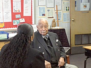 """'They can achieve anything that they want to,"""" said Dinkins."""
