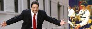 """The need is there,"" said Grammy Award winner and collaborator Arturo O'Farrill."