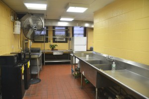 A renovation of the onsite kitchen to transform it into a teaching facility is in the works. Photo: Gregg McQueen