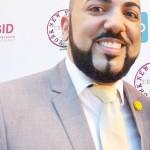 Ariel Ferreira, director general y fundador de la firma de marketing local UpStep, que organiza #WHIN & DINE