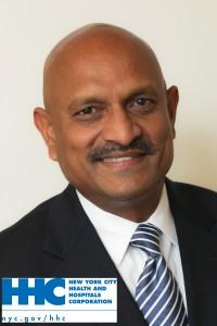 Anthony Rajkumar es el nuevo director ejecutivo del Centro Hospitalario Metropolitano.