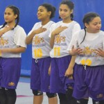 They are the champions <br /> Ellas son las campeonas