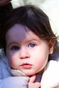 Emma Lucia was born in 2013. Photo: M. Lora