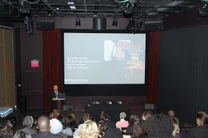 """""""We want to make sure Harlem feels the love,"""" said Marty Markowitz, Vice President of Borough Engagement and Promotion."""