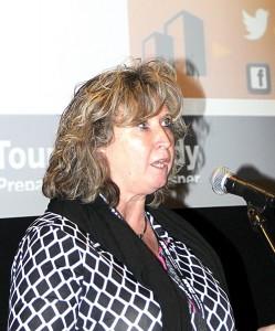"""""""Los jóvenes son el mercado de más rápido crecimiento"""", dijo Jennifer Ackerson."""