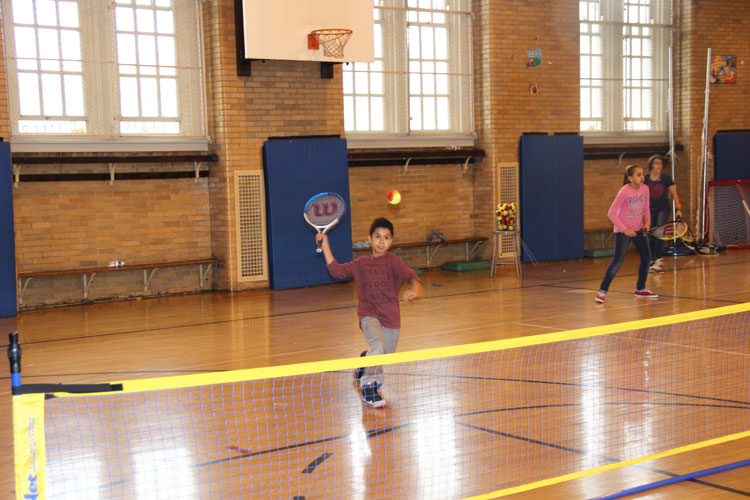 NYJTL is the nation's largest youth tennis and education organization.