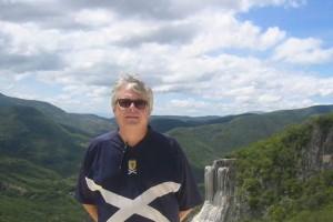 Writer Scott Simpson has been chosen for an Arctic Circle residency.